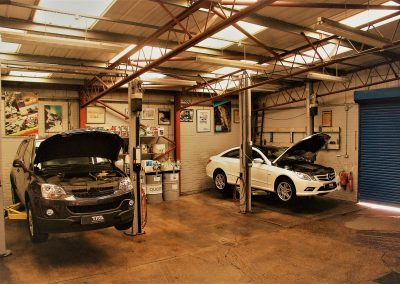 Service and MOT