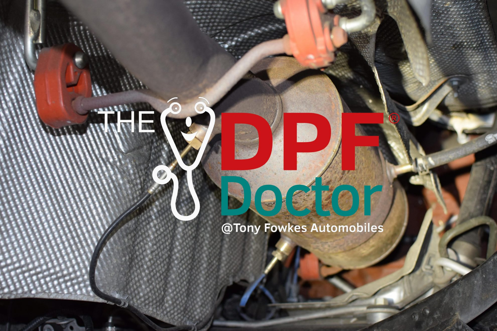 DPF Cleaning West London | Tony Fowkes Automobiles