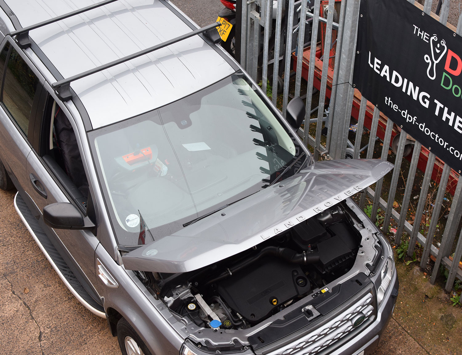 Land Rover and Range Rover Servicing Park Royal North West London