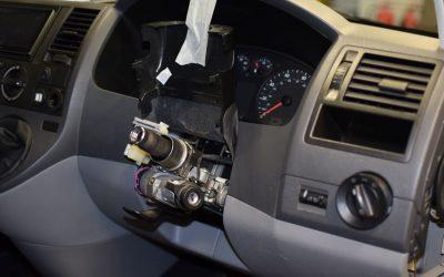 Volkswagen Transporter T5 Cruise Control Retrofit