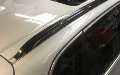 BMW X5 Sunroof Stuck Open