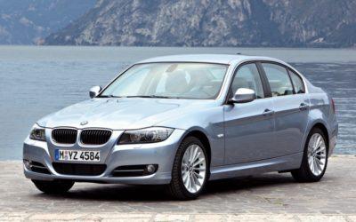 BMW 3 Series E90/E91 Fault Code 30EA DeNox Catalytic Converter, Sulphurous